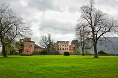 Heidelberg Castle,Germany Royalty Free Stock Images
