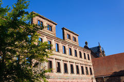 Heidelberg Castle in Germany Royalty Free Stock Images