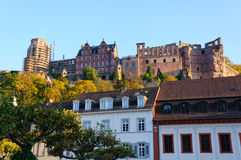 Heidelberg Castle in Germany Stock Photos