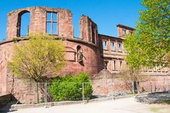 Heidelberg Castle in Germany Stock Images