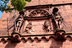 Heidelberg castle, Germany Stock Photo