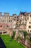 Heidelberg Castle, Germany Stock Photography
