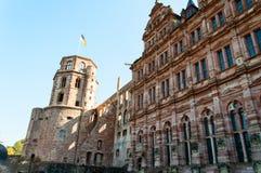 Heidelberg Castle in Germany Stock Photo