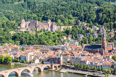 Heidelberg Castle Germany Royalty Free Stock Photo