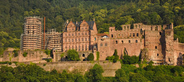 Heidelberg castle Stock Photography