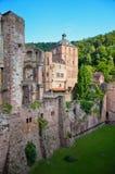 Heidelberg, castle ruins 1 Royalty Free Stock Photos