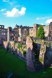 Heidelberg, castle ruins 3 Royalty Free Stock Photography