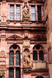 Heidelberg Castle Statue Royalty Free Stock Images