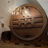 Heidelberg castle wine vat Stock Photo