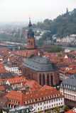 Heidelberg Church of the Holy Spirit Royalty Free Stock Image