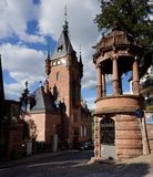 Heidelberg city , Germany Royalty Free Stock Photos
