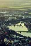 Heidelberg del top Fotos de archivo libres de regalías