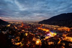 Heidelberg Deutschland lizenzfreie stockfotos