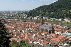 Heidelberg, Deutschland Lizenzfreies Stockfoto