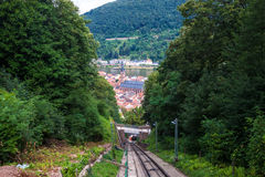 Heidelberg, Deutschland stockfotografie