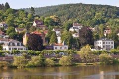 Heidelberg in Deutschland Stockfotografie