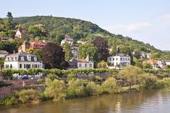 Heidelberg in Deutschland Stockfoto