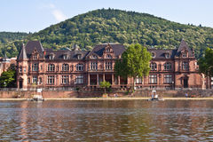 Heidelberg in Deutschland Stockfotos