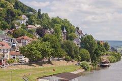 Heidelberg in Deutschland Stockbild