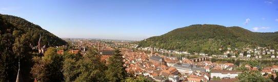 Heidelberg in Duitsland royalty-vrije stock afbeelding