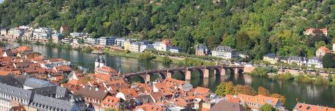 Heidelberg in Duitsland royalty-vrije stock foto