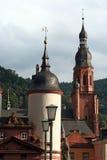 Heidelberg, Duitsland Stock Foto's