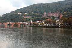Heidelberg, Duitsland Royalty-vrije Stock Foto