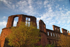 Heidelberg Fortress Stock Photography