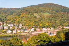 Heidelberg, Geramny Obraz Stock