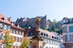 Heidelberg german Obraz Royalty Free