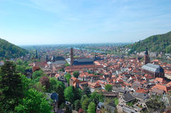 Heidelberg, Germany Royalty Free Stock Photos