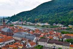 Heidelberg Germany Royalty Free Stock Photo