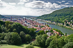 Heidelberg Germany Royalty Free Stock Image