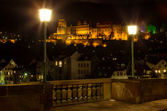Heidelberg, Germany Stock Photography