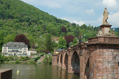 Heidelberg. Germany Stock Images