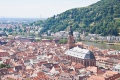 Heidelberg in Germany Royalty Free Stock Images