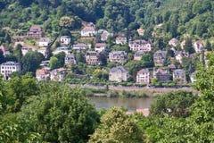 Heidelberg in Germany Stock Image