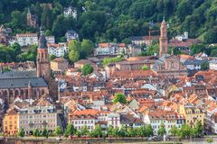 Heidelberg Germany Stock Photo