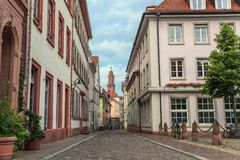 Heidelberg Germany Royalty Free Stock Images