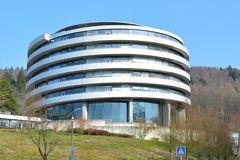 EMBL Heidelberg - The european molecular biology research laboratory royalty free stock photo