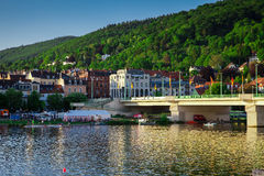 Heidelberg in Germany Royalty Free Stock Photography