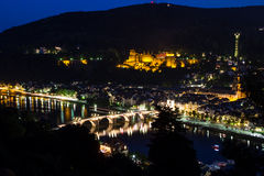 Heidelberg, Germany Royalty Free Stock Photo