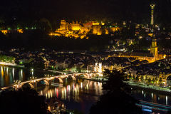 Heidelberg, Germany Royalty Free Stock Images