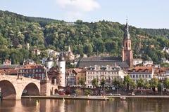 Heidelberg in Germany Royalty Free Stock Photography