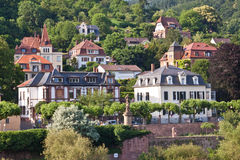 Heidelberg in Germany Stock Photo