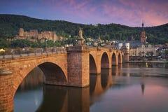 Heidelberg. Royalty Free Stock Photos