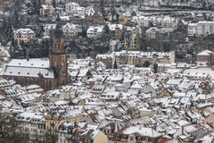 Free Heidelberg In Winter Royalty Free Stock Photo - 48543505