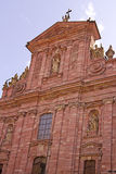 Heidelberg Jesuit Church Stock Image