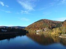 Heidelberg Neckar imagem de stock royalty free