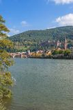 Heidelberg,Neckar River,Germany Stock Photo